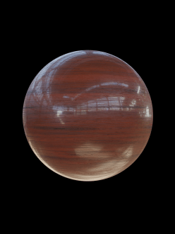 free seamless pbr wood texture