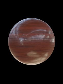 free seamless pbr wood texture