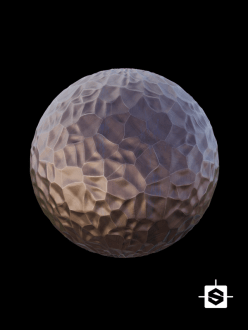 free seamless pbr metal hammered texture