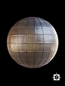 metal grill plate scifi sc-fi space spaceship