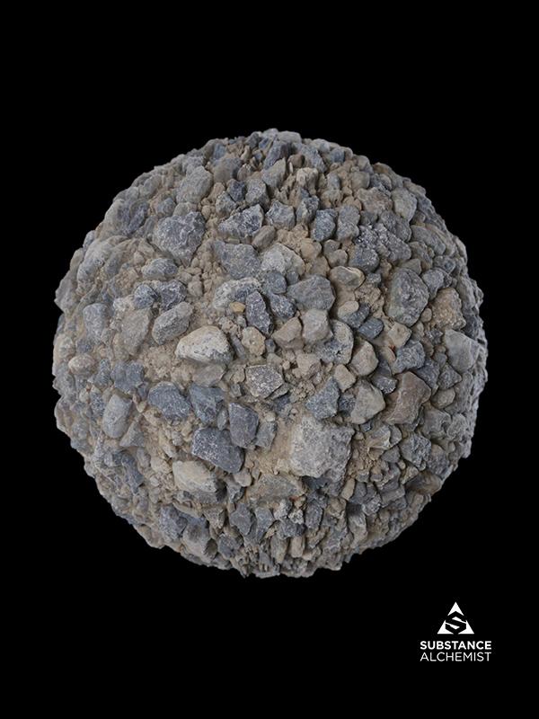 pebbles gravel ground rock stones pathway