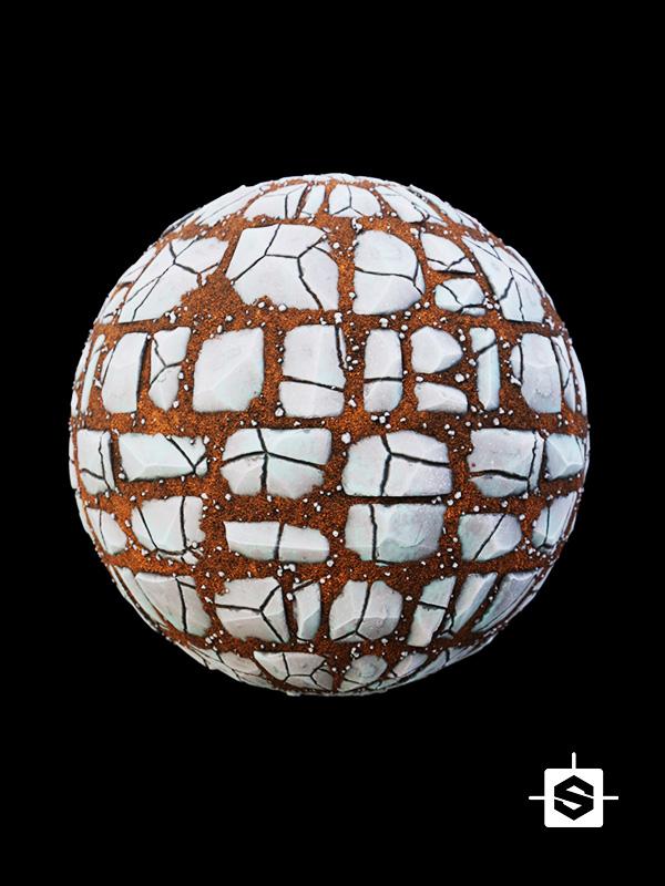 stylized stone floor rocks ground stone