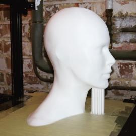 Recent Work: Half Face