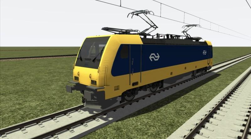 LTGr3j0 Bombardier BR 186 project