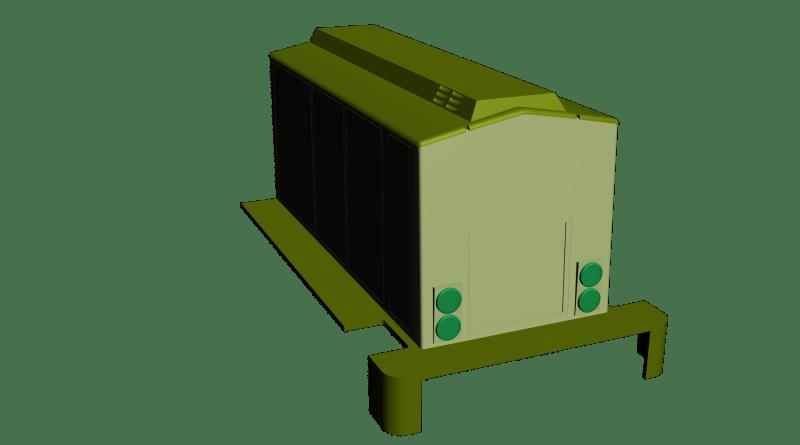 G6UZ8ci Alstom BR 203 Project