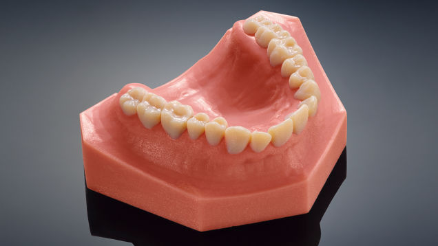 3D Printing Arriving in Dentistry