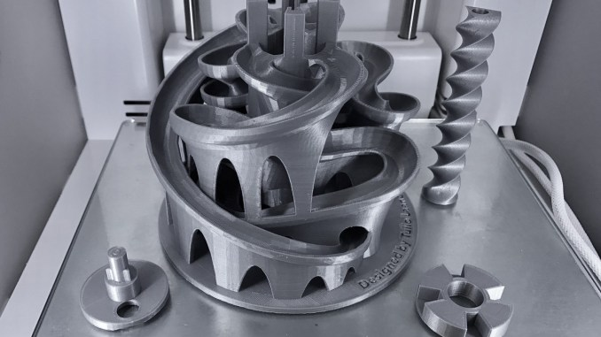 Creating a 3D Printing Time Lapse