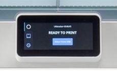 Ultimaker S5 Touchscreen