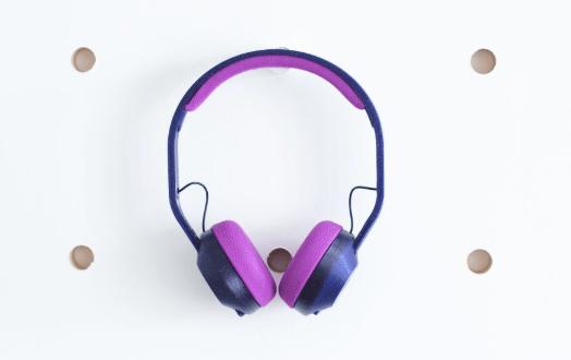 Customizable 3D Printed Headphones