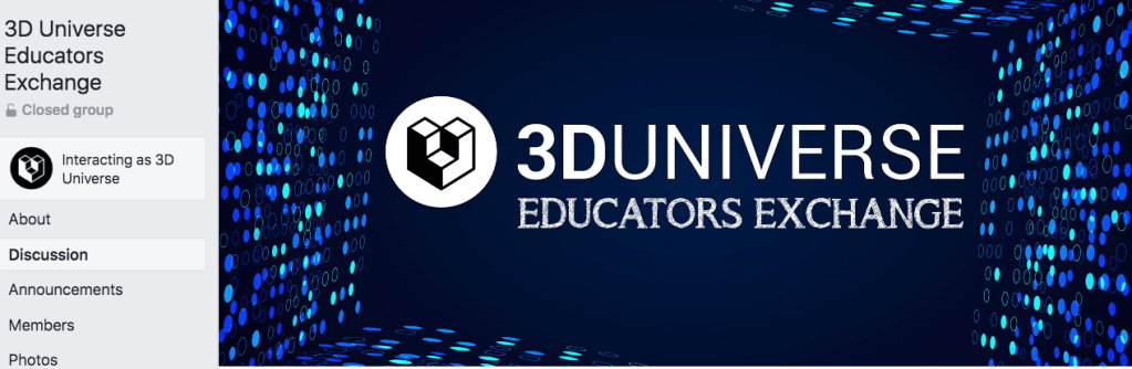 3d printer resources for educators from 3D Universe