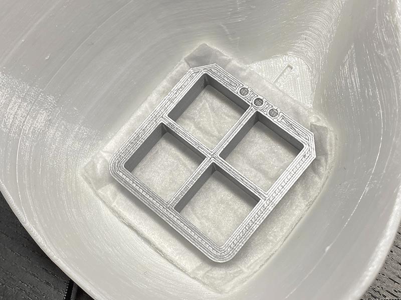 3D Printed BECMv1 - (Buffalo e-NABLE Crisis Mask) sizing guides
