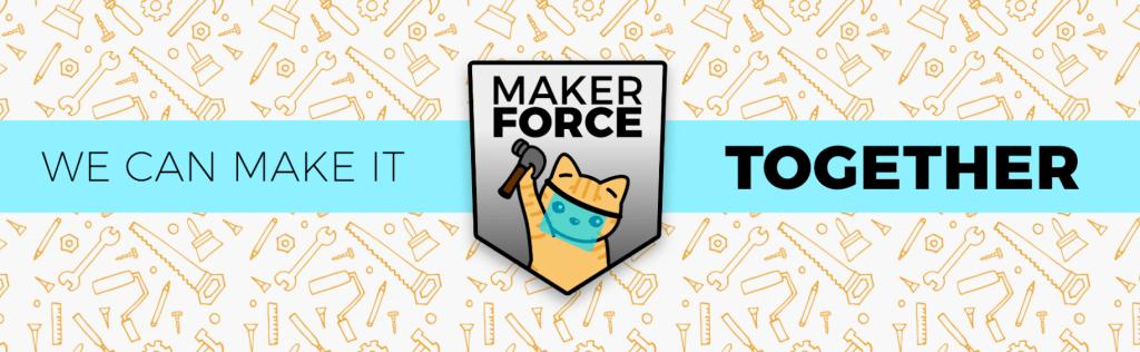 MakerForce logo
