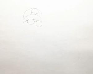 Boy Sketch Drawing