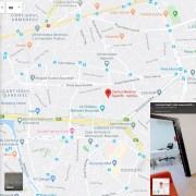 Tur Virtual 3D Superfit-Google Street View