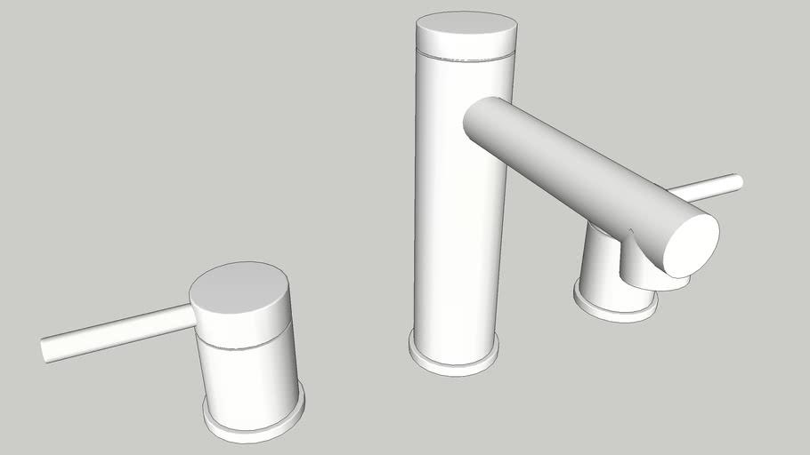 moen align bathroom faucet 3d warehouse