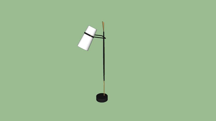 Riston Floor Lamp   3D Warehouse on Riston Floor Lamp  id=84691