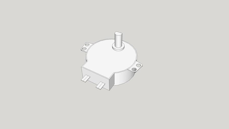 microwave turntable motor motor prato
