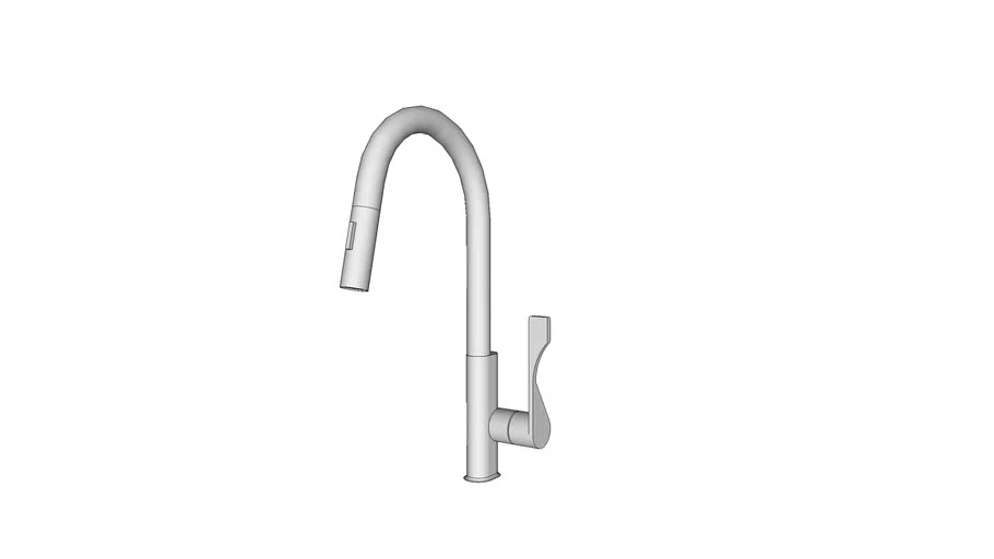 hansgrohe kitchen faucet 3d warehouse