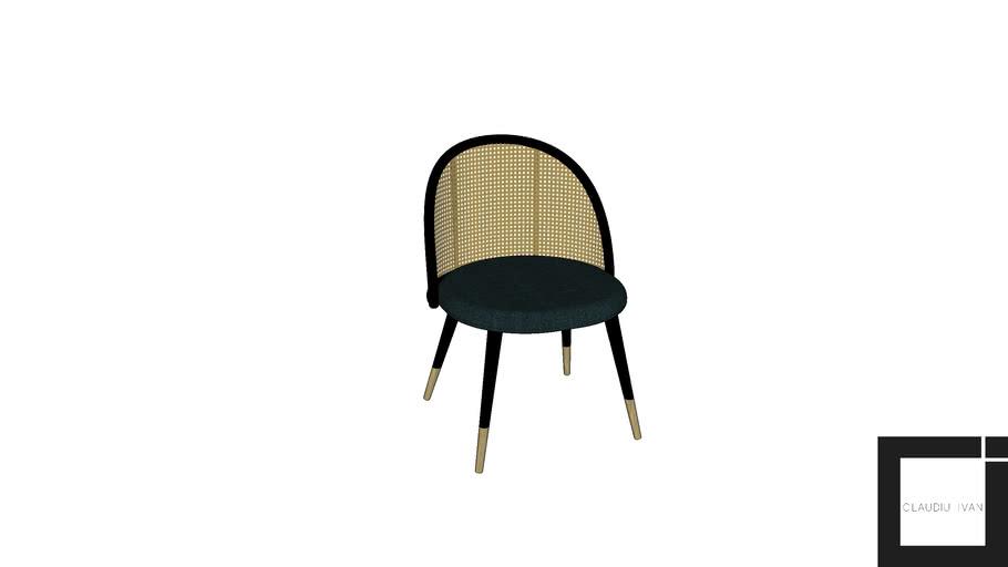 chaise mauricette maison du monde