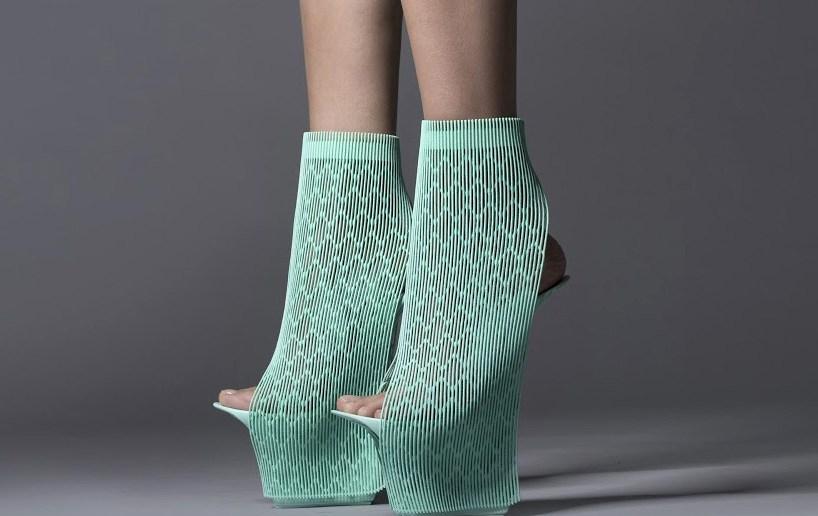 zapatos 3D