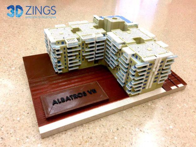 IMG la impresión 3d en la arquitectura