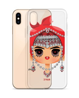 iPhone Case /Cute Girl/
