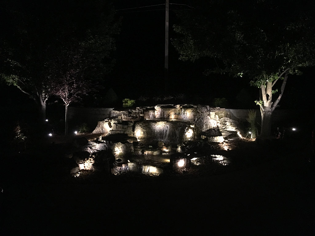 lights-4 & Snow Lake u2013 3E Industries u2013 Woodland Water Gardens azcodes.com