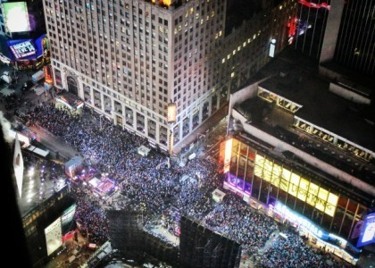 2019 New Years Eve in New York City Times Square Parties     New Years Eve at Hyatt Centric Times Square 2019 NYE View of the Ball Drop  from the Top of Times Square