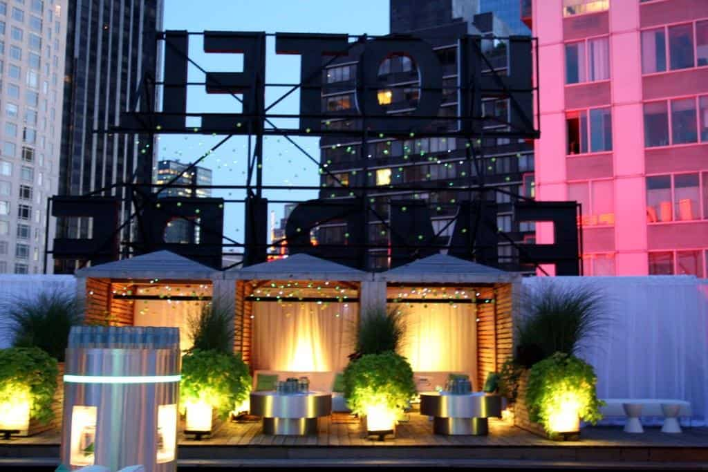 New Years Eve At Empire Hotel Rooftop