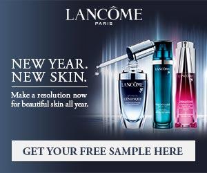 Lancome Samples