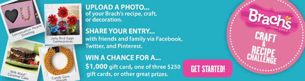Win a $1000 Michaels Gift Card!