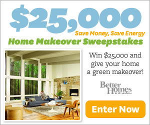 Better Homes And Garden 25 000 Home Makeover Sweepstakes Jays