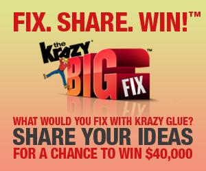 Krazy Big Fix Sweepstakes