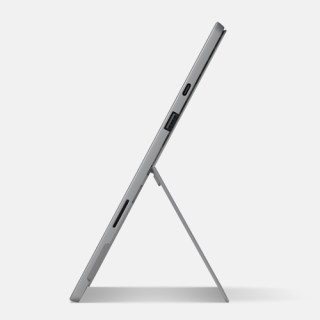 Render of the latest Microsoft Surface Pro 7+