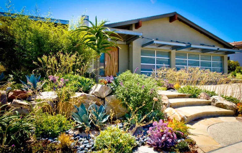 Xeriscape Landscaping San Diego, CA | Eco-Friendly Landscapes on Xeriscape Backyard Designs id=36272