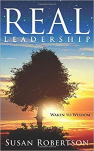 REAL Leadership book cover
