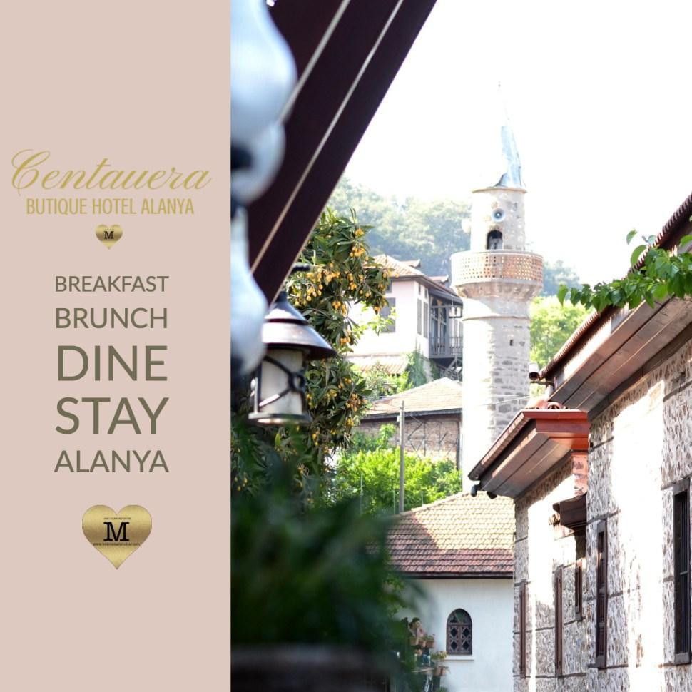 ALANYA GUIDE TO CENTAUERA BOUTIQUE HOTEL ALANYA - WE LOVE ALANYA & MAHMUTLAR