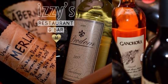 WINE at Izzys Bar in Mahmutlar