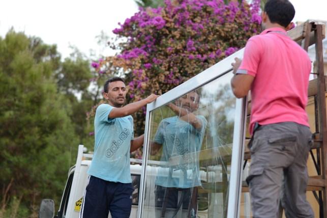 Emrah Şanlı,SANLI 07 PANJUR window and glass specialist