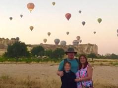 Tracy's trip to cappapdocia - we love mahmutlar16