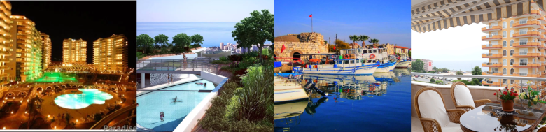 dream villas in turkey property