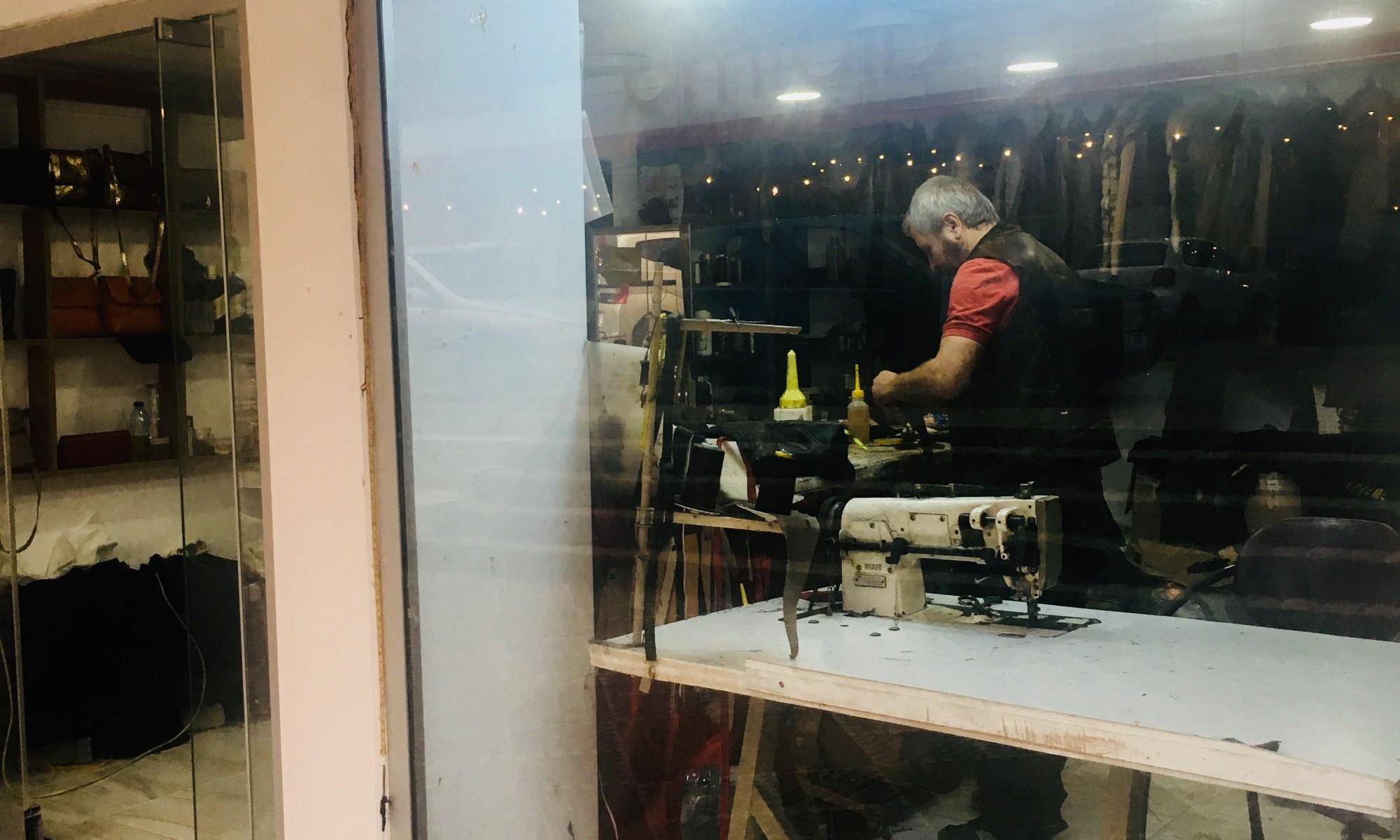 tradesmen and craftsmen in mahmutlar