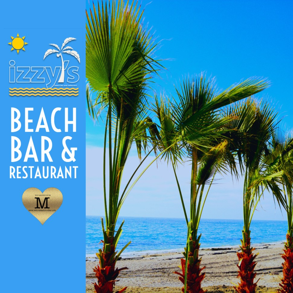 izzy's Beach Bar and Restaurant