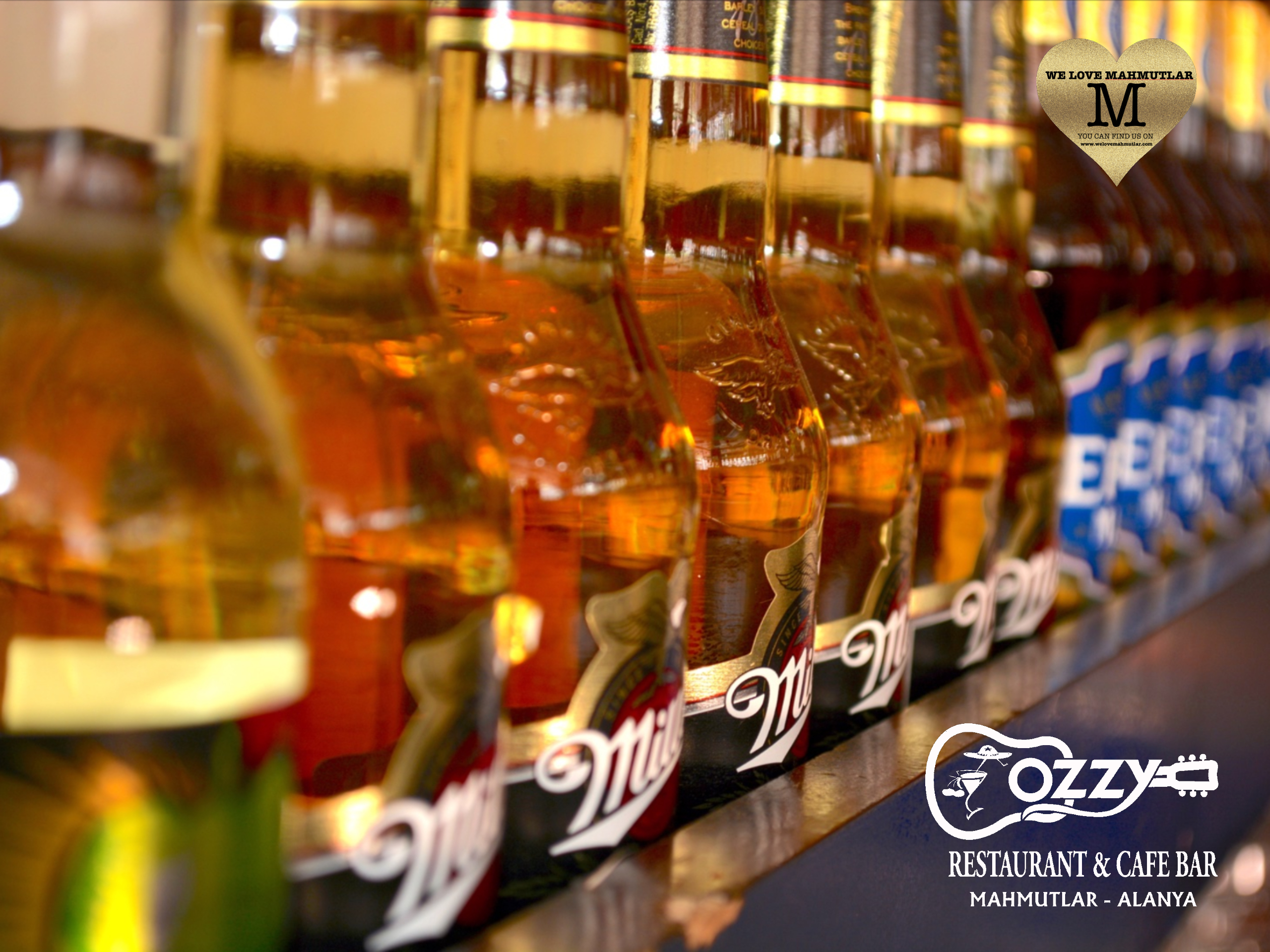 OZZYS RESTAURANT AND BAR IN MAHMUTLAR - BEST RESTAURANTS - WE LOVE MAHMUTLAR