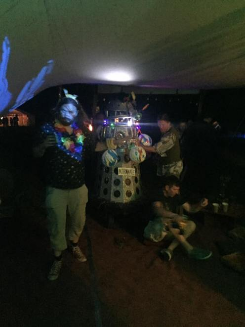 Festival 23, The 3EYE Sirius Party, July 2016