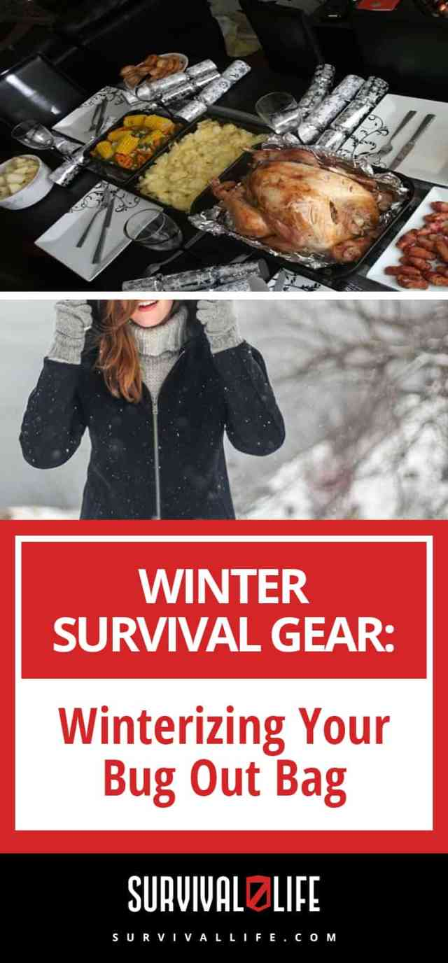 Placard | Winter Survival Gear: Winterizing Your Bug Out Bag