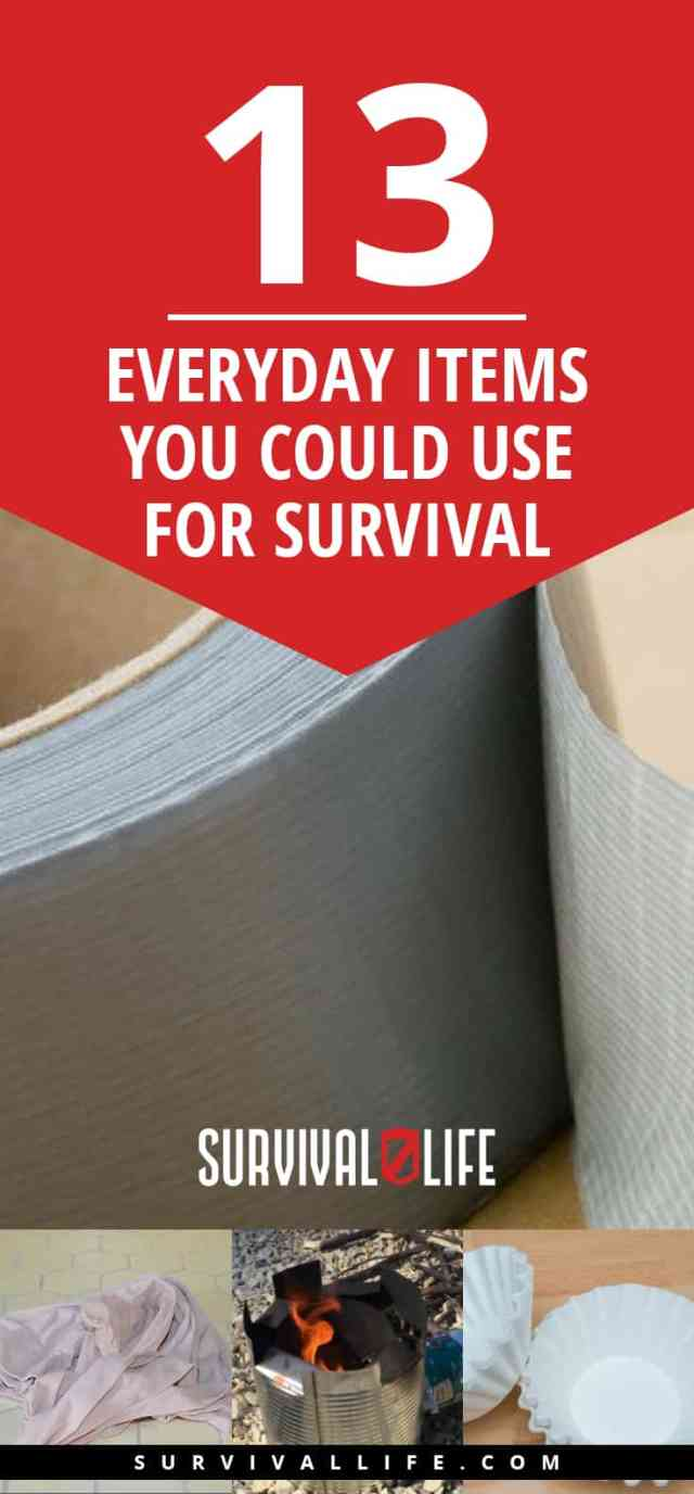 Placard   Handy Everyday Items   Everyday Items You Could Use For Survival