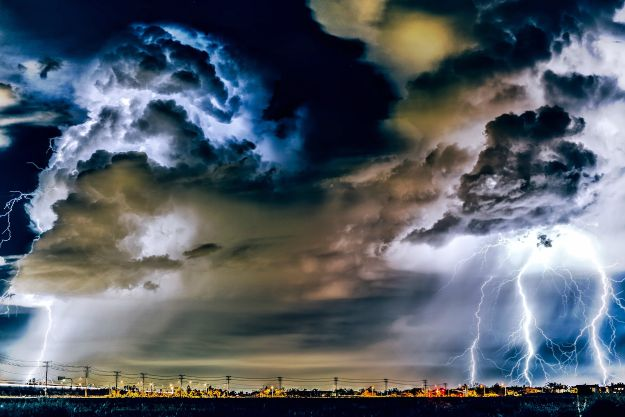 Thunderstorm | Global Catastrophes To Prepare For NOW