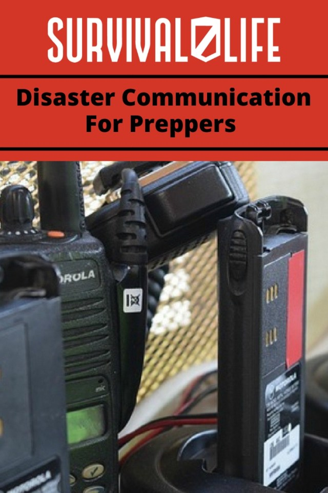 Placard | Disaster Communication For Preppers | Preparedness