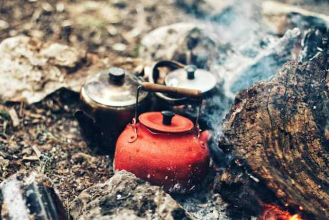 Boiling kettle | Common Prepper Mistakes